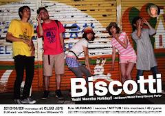 2010/09/23(木・祝) Biscotti@club JB's
