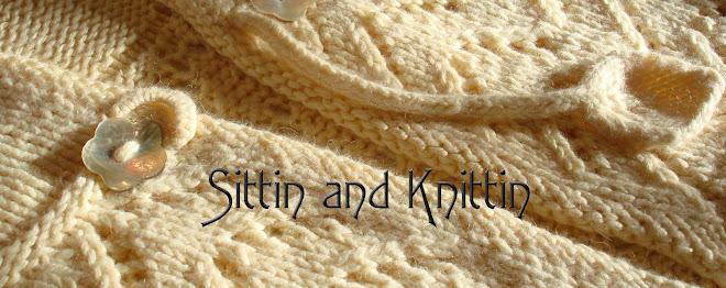 Sittin and Knittin