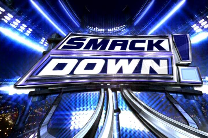 Friday Night Smackdown affiche