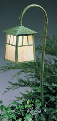 Arroyo Craftsman LV27-R6 Low Voltage Raymond Landscape Lighting Fixture