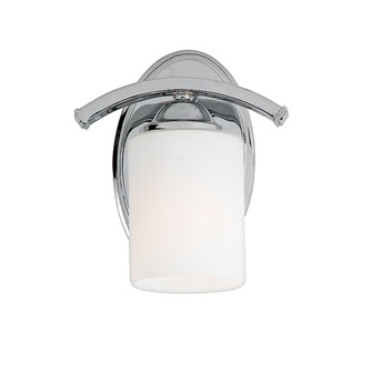 Quoizel EI8601C Ellis One Light Bath Fixture