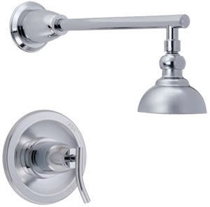 Danze D504554 Sonora Single Handle Shower Faucet