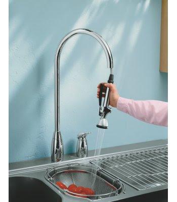 Kohler K-6330-CP ProMaster Kitchen Faucet