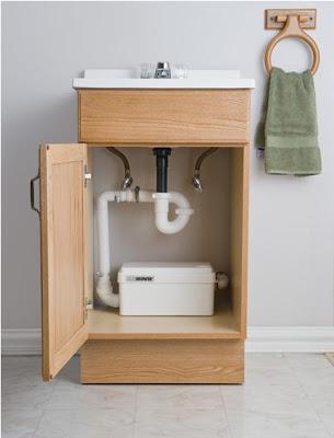 need plumbing supplies saniflo sanishower water pump
