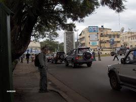 Back In Arusha, Tanzania,