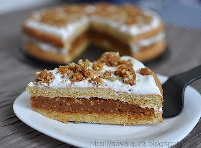 Articole culinare : Tort caramel