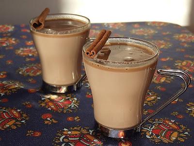 Articole culinare : Ciocolata calda