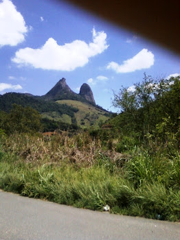 Pedra do frade - ES