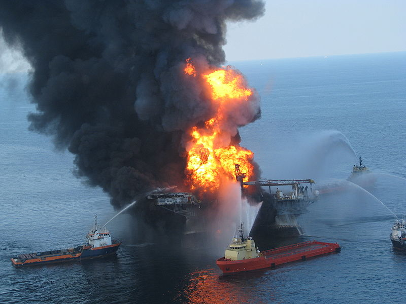 IntLawGrrls: Deepwater Horizon Disaster: Day 46