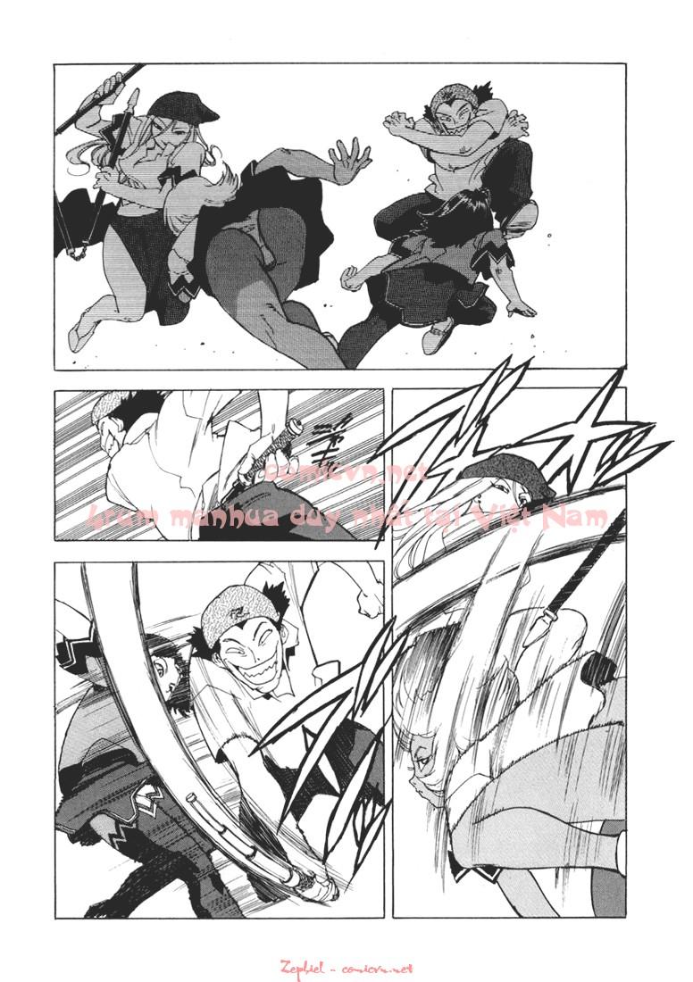 Aiki chap 11 - Trang 17