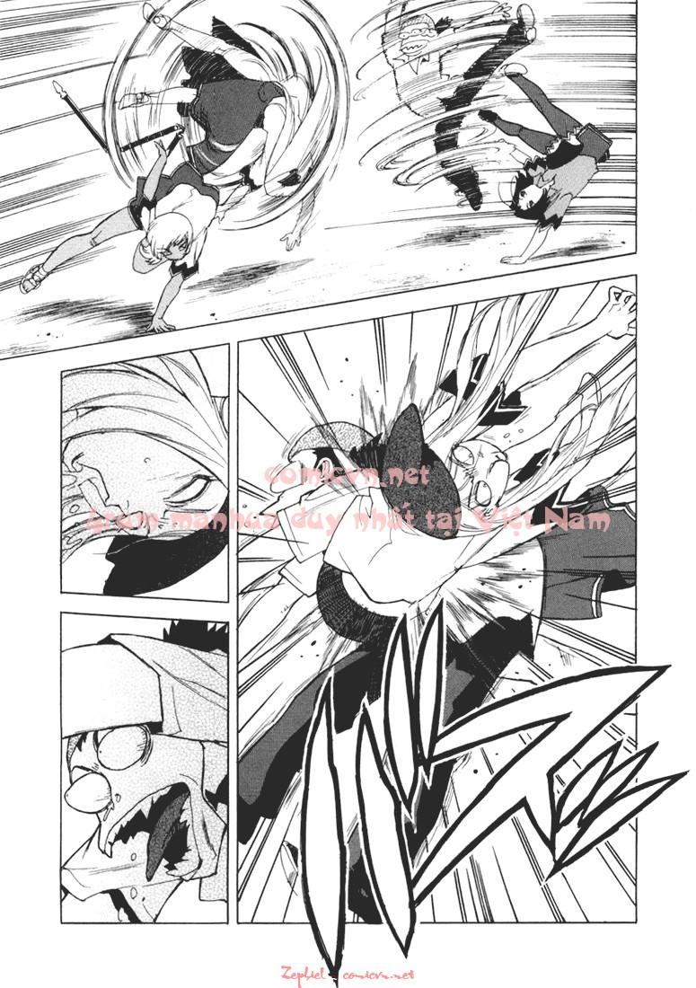 Aiki chap 11 - Trang 19