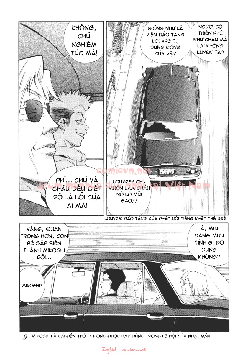 Aiki chap 8 - Trang 9