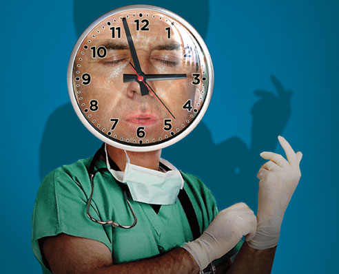 thesis on night shift The risks of night work nearly 15 million americans work a permanent night shift or regularly rotate in and out of night shifts.