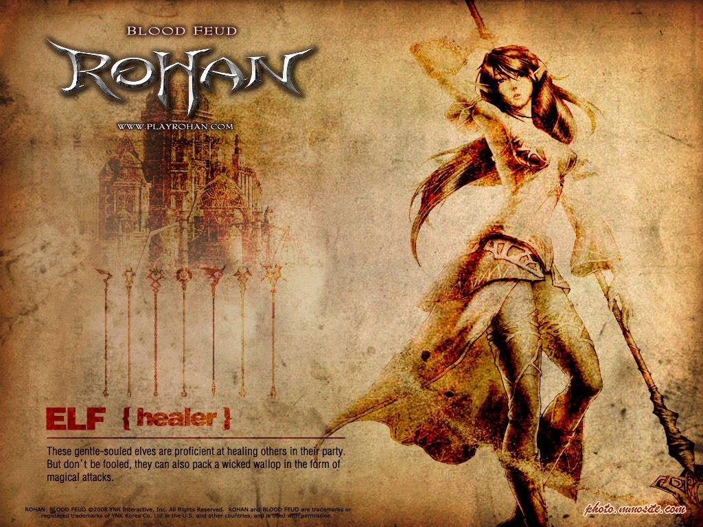 rohan character