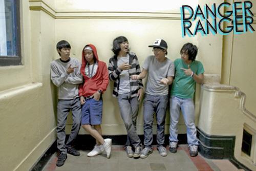 Lyric Chord Band Picture music logo foto gambar vokalis Danger Ranger | www.lyricchord.com