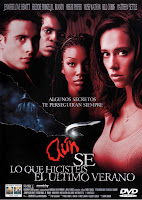 Aun se lo que hicisteis el ultimo verano (1999) online y gratis