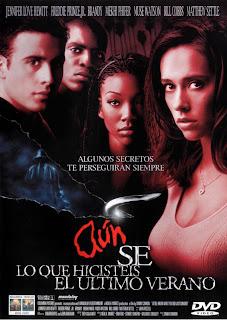 Ver Película Aun se lo que hicisteis el ultimo verano Online Gratis (1999)