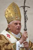 Eu apoio Bento XVI