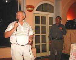 Miguel Eduardo Sánchez Ruiz, electrónico, se ganó un viaje en 2004