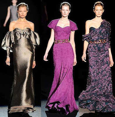 Party Clothes in Gucci Fall Winter 2010