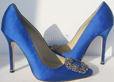 Sexy Stiletto Wedding Shoe, Blue Wedding Shoe, Bridal Shoe, Shoe Women's
