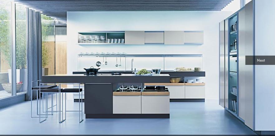 Modern kitchen design modern contemporary kitchen design for Modern kitchen designs 2009