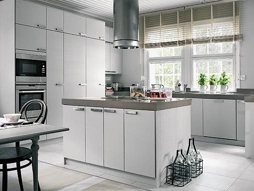 Modern Kitchen Design Scandinavian Modern Kitchen Design