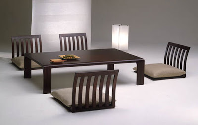 Decorate Dinning Space With Elegant Furniture-007