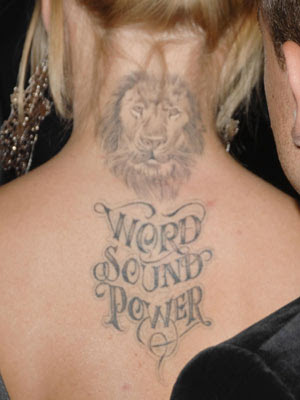 Labels: Best Celebrity Tattoos Picture, Best Tattoos Design,