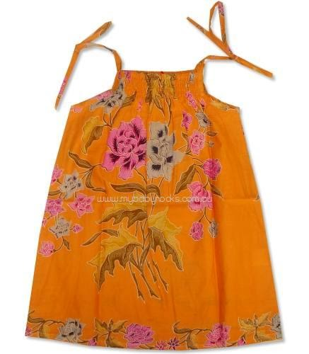 Batik Indonesia: Cute Kids Batik Dresses