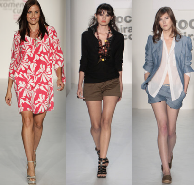 Spring summer 2010 fashion trends