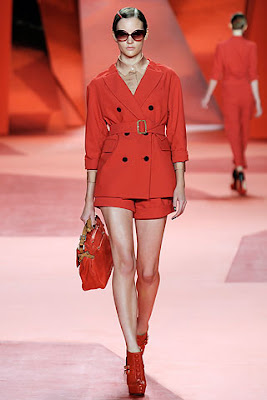 Paris Fashion Week Spring 2013/2011 Trends