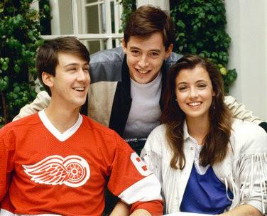Sloane Peterson Ferris Buellers Day Off Poulet Poulet: Ferris ...