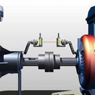 Laser shaft alignment technology for Pump motor shaft alignment tools