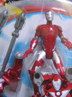Iron Man Avengers Armored Adventures Tony Stark