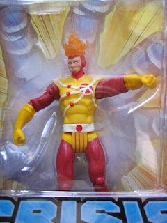 DC Infinite Heroes DC Universe Firestorm Justice League JLU