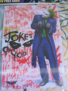 DC Batman Dark Knight movie Heath Ledger Joker Tumbler Bat Pod