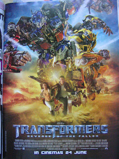 Megan Fox Autobot Decepticon Optimus Prime Bumblebee All spark Transformers Revenge of the Fallen