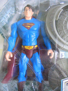DC JLU Justice League Unlimited Superman Man of Steel Metallo Lex Luthor Daily Planet
