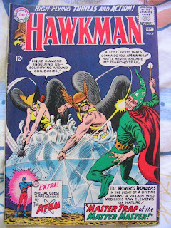 DC Superman, National Comic #9 1965 Hawkman Hawkgirl Atom Shadow Thief JLU Justice League Unlimited