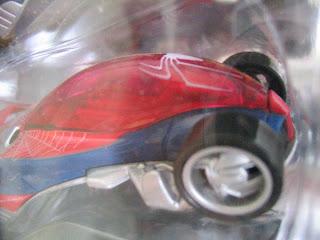 Marvel Majorette Cars Spider-man Symbiote Suit Alien Venom Sandman