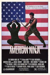 American Ninja Michael Dudikoff