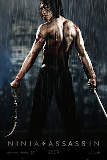Ninja assassin Rain