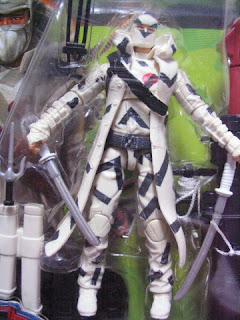 GI JOE Storm Shadow Artic Threat