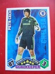 Chelsea Manchester City Football Soccer BPL Premier League Championship Carlos Tevez Peter Cech Futera Upper Deck Topps Cards