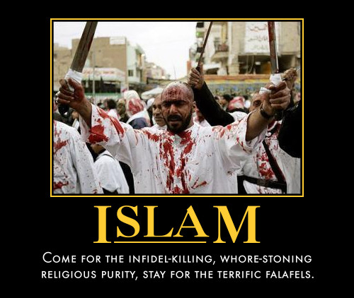 demotivational muslim