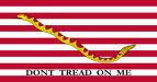 Continental/U.S. Navy Jack (First)