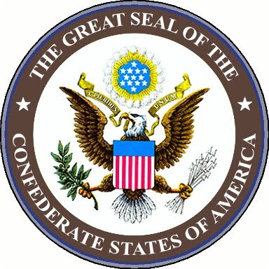 The Great Seal of the Confederate States of America (reverse)