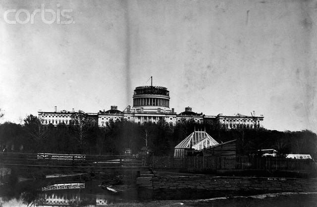 United States Capitol Building (1861)