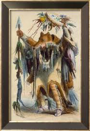 Cherokee Medicine Man